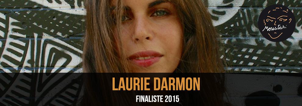 Laurie Darmon / Finaliste 2015