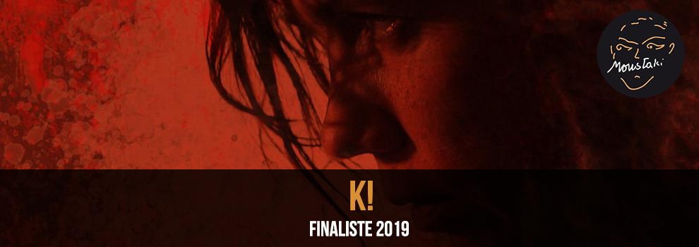 K! finaliste Prix Georges Moustaki 2019
