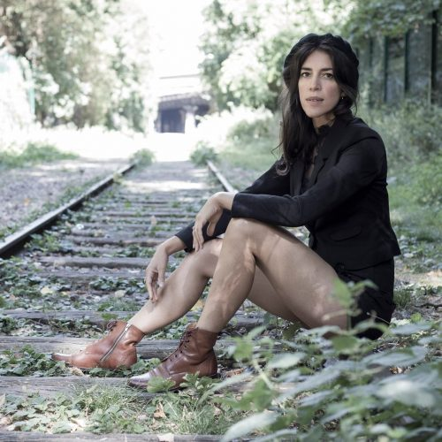 Nawel Dombrovsky @Pauline Le Goff
