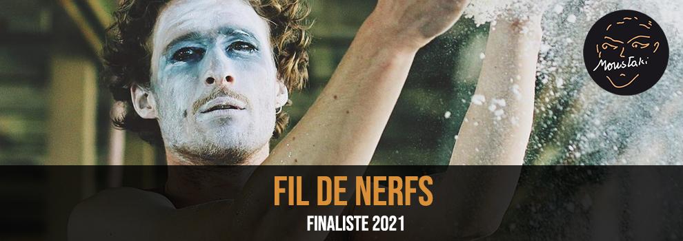 Fil de Nerfs finaliste 2021 Prix Moustaki