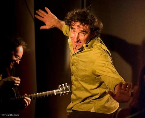 Alain Sourigues – ©Paul Barbier