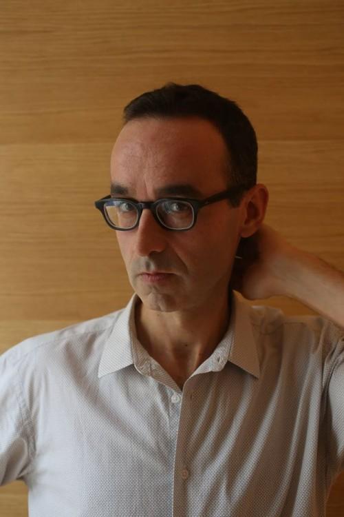 Alain Gibert ©Marion Dubier-Clark