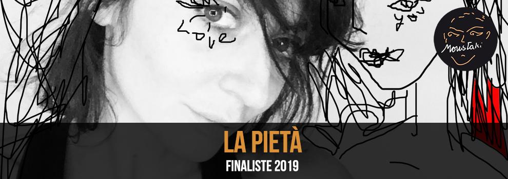 La Pietà finaliste Prix Georges Moustaki 2019