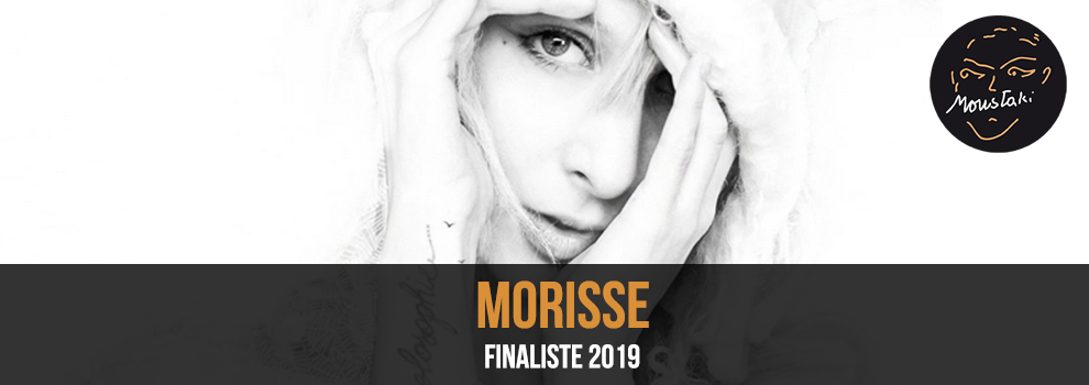 Morisse finaliste Prix Georges Moustaki 2019