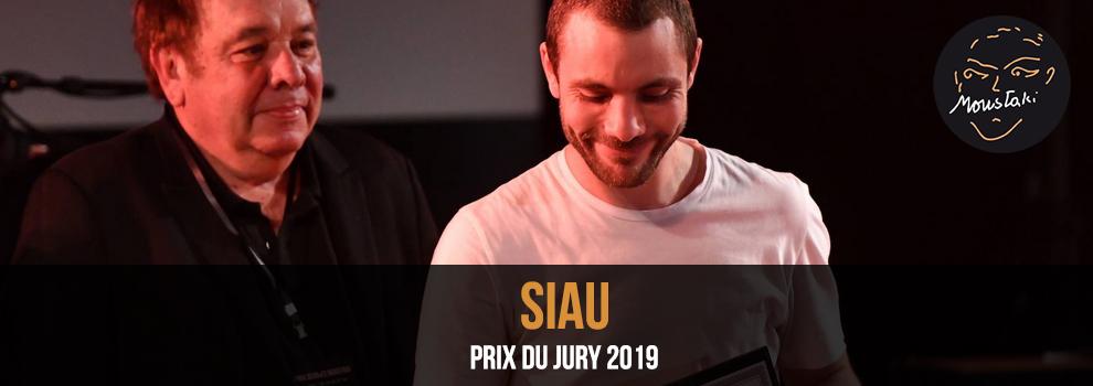 SiAu Prix Moustaki du Jury 2019