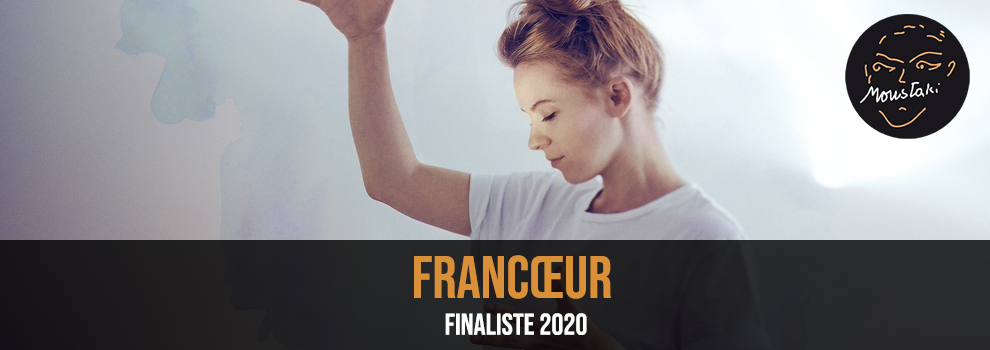 Francoeur finaliste Prix Georges Moustaki 2020